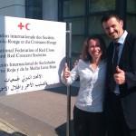 Geneva 2011, u sjedištu Crvenog križa i Crvenog polumjeseca