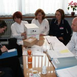 Klaiceva 2008, donacija 3 infuzomata za kemoterapiju